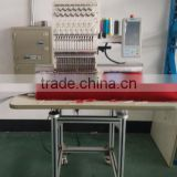 1501 single head computer embroidery machine                                                                         Quality Choice