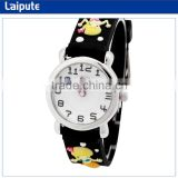 2016 hot sale wholsale price Promotional gift kid watches, fashion water resistant anolog, Cartoon Mermaid plastic child watch