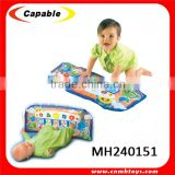 cartoon educational toy baby play piano mat