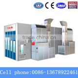 Customized Large Furniture /Bus/ Truck Paint Booth /Large Paint Booth (CE Certificate )