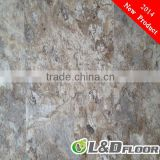 Soundproof tile look interlocking Vinyl flooring LVT flooring PVC flooring