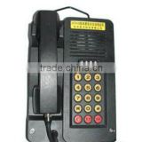 POPULAR !!! KTH 18 MACoal Mine Use Explosion Proof Intrinsic Safety Automatic Telephone Unit