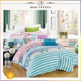 Alibaba bedroom bedding sets made in China home textile 100% cotton kids bedding wholesale sets
