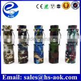 Personalized Cheap Bulk LED Mini Flashlight AA Battery Pocket Small Multi Color Mini Flashlight