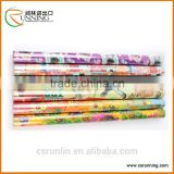 Cheap price adhesive wall sticker,Marble wooden glitter surface printing book cover,self adhesive book covering film