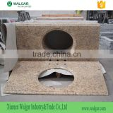 Brazil gold giallo veneziano granite countertop                                                                                                         Supplier's Choice