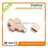 2016 Novelty USB Pendrive 16GB Wooden Stick USB 2.0                                                                         Quality Choice