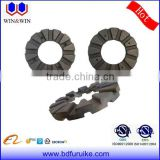 Submersible pump spare parts thrust bearing graphit lager