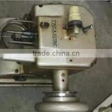 Cheap Reconditioned used Treasure FS-761 leather Fur Sewing Machine