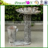 Sale High Quality Iron Bird Freeder Plant Stand Garden Ornament For Patio Backyard Decking I28M TS05 X00 PL08-6137
