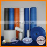 Alkali resistant fiberglass mesh/ fiberglass mesh with price/ professional production mesh line