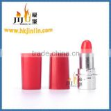 JL-003Y Yiwu Jiju Healthcare Supplement Decorative Metal Lipstick-Shaped Pill Box,Plastic Pill Storage Box