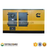 100kW Silent Mechanical Diesel Generating Set