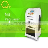 Hori Naevus Removal Wind+water Cooling System 532nm Tattoo Removal Laser Machine Mongolian Spots Removal