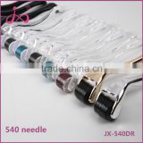 factory Direct Sale Dermaroller Manufacturer High Quality Nano Photon 540 Micro Needle Derma Roller