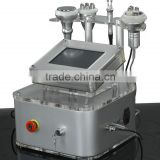 Hot sale in E.U portable radiofrequency professional hot sale 5 in 1 vacuum cavitation RF explosive speed grease