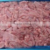 Frozen rabbit meat boneless skinless