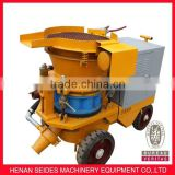With 2 years warrantee shotcrete machine spare part/dry-mix concrete shotcrete machine 008617698060688