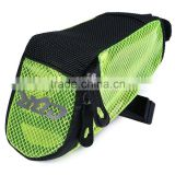 Utility Green Bicycle Bag PVC Outdoor Portable Anti-skid Bag Rear Taillights Cycling Package
