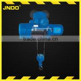 CD model high quality bike electric wire rope hoist