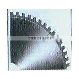 tungsten carbide tipped metal saw blade for cutting aluminium and other non-ferrous profile(0673)