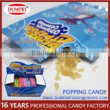 HOTTEST 100 UNITS Cola Flavored Popping Candy Sweets