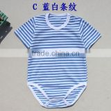 new design 100% cotton baby clothing china