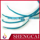 Water resistant flat elastic colorful cord shoelace & safty & fashion