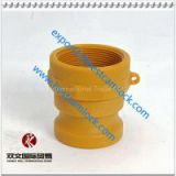 Nylon  Quick Connect Coupling Camlock GrooveCoupling type A