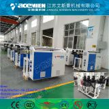 PVC glazed/corrugated/wave plastic roofing tile making machines