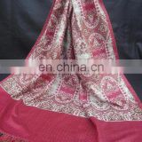 Viscose Shawls In Beautiful Designs And Colors
