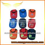 Colourful Neoprene mobil phone holder/cover/sleeve with your LOGO