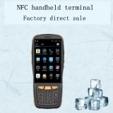 NF3503 Rugged large screen 1D, 2D wifi quad-core industrial Android handheld computer pda barcode scanner