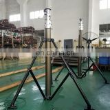 3m pneumatic steel man lifting mast