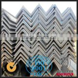 hot sale materials galvanized steel angle bar for building from shanghai factory of china