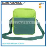 Promotional 600D green cooler bag with hard liner                                                                                                         Supplier's Choice