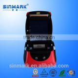 SINMARK Two in One 80mm handheld mini usb thermal label printer mobile phone label printer
