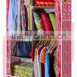 cheap storage wardrobe with many layers for store clothes wholesale wardrobes                                                                         Quality Choice