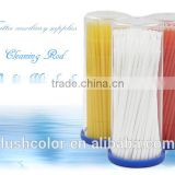 Hot sale eyelash applicator/disposable microbrush for dental beauty makeup remover use