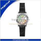 Japan movt quartz watch stainless steel bezel best factory price in our stock watch