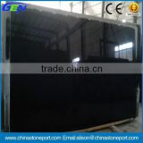 Natural Stone Polished Chinese Absolute Black Granite