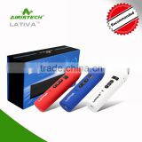 Most popular items,pen custom vape,Airis Lativa dry herb with bubbler vaporizer smoking device online shopping