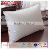 Cheap custom design soft home sleeping neck duck feather down pillow insert