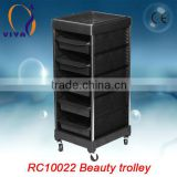 Cosmetic trolley case for nail beauty