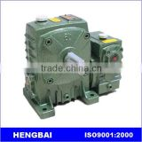 China Manufacturer WPEA Double Stage Manual Transmission Gearbox