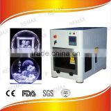 Remax-C2 3D crystal lazer engraver,bottle caps laser engraving machine,3d photo crystal laser engraving machine