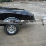 RC-MT-02 High quanlity fiberglass Motorcycle cargo trailers
