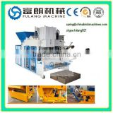 Large Automatic Hollow Concrete simple semi automatic block machine lineqt40-3b (dong yue brand ) FL10-15