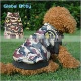 2015 new design pet dog life jacket camouflage design