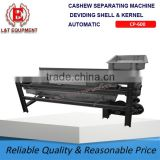 Cashew shell and kernel seperating machine